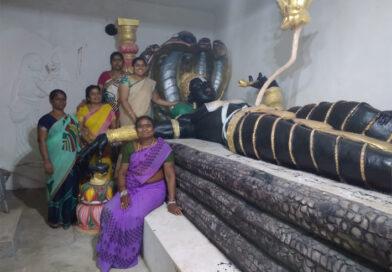 నీలిమా భాస్కర్ ఇంటింటా ప్రచారం