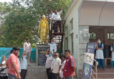 ఘనంగా మాజీఎమ్మెల్యే గోవిందరావు జయంతి